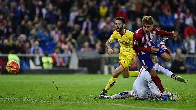 أهداف أتلتيكو مدريد 1-0 خيخون