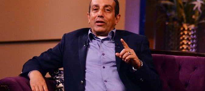 أحمد صيام يتحدث عن مسلسل زلزال
