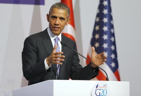 أوباما يستبعد نشر قوات على الأرض لمواجهة داعش