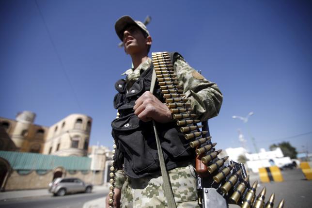 جماعة الحوثي في اليمن توافق على وقف إطلاق النار