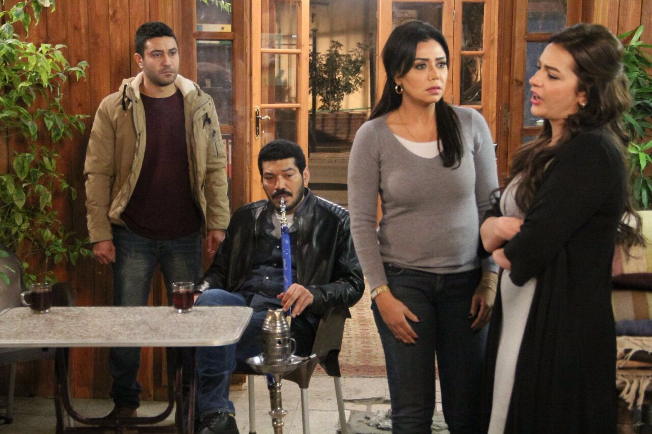 مسلسل الدولي في رمضان 2017 بطولة رانيا يوسف و باسم سمرة