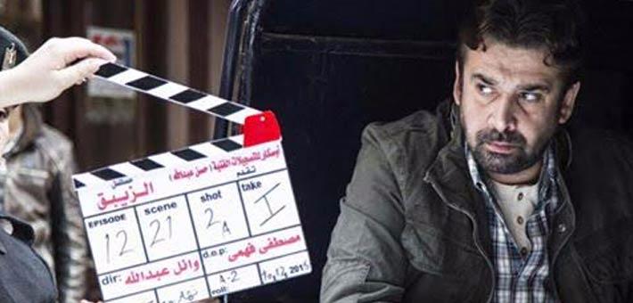 كريم عبد العزيز في رمضان 2017 مسلسل الزيبق