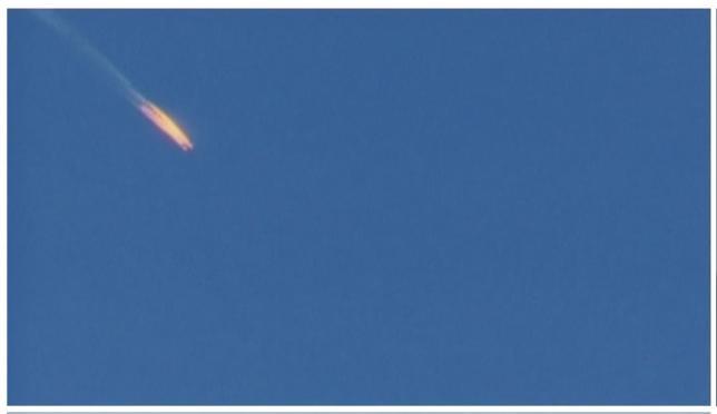 روسيا تضع تقريرها النهائي للصندوق الاسود التابع للطائرة الحربية التي أسقطت في تركيا