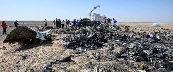 موسكو تعلن سقوط الطائرة الروسية بسبب قنبلة