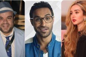 أحمد فهمي يتحدث عن شخصيته في الواد سيد الشحات