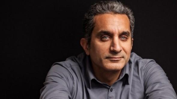 باسم يوسف ينفي تعاقده مع شبكة قنوات OSN