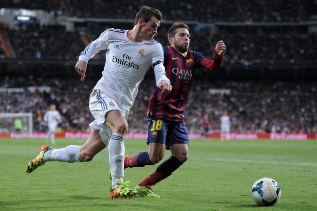 5 لاعبين مهددين بالغياب عن كلاسيكو برشلونة وريال مدريد