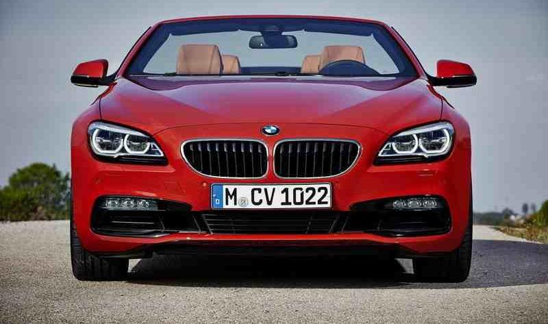 بي ام دبليو الفئة السادسة 2016 صور ومواصفات وأسعار سيارة bmw x6 2016