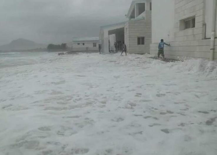إعصار تشابالا يدمر 30 منزلاً في جزيرى سقطرى اليمنية