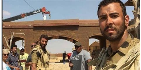 انتهاء أبطال فيلم الممر من تصوير جميع المشاهد
