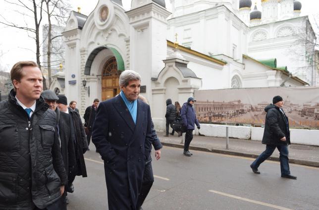 روسيا : لا تزال هناك خلافات خطيرة مع الولايات المتحدة بشأن أزمة سوريا