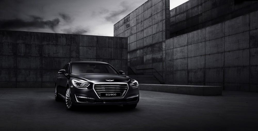 جينيسيس 2017 سعر ومواصفات وصور سيارة Hyundai Genesis 2017 G90