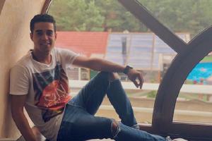 خالد أنور ينهي تصوير 50% من مشاهدة في طلقة حظ