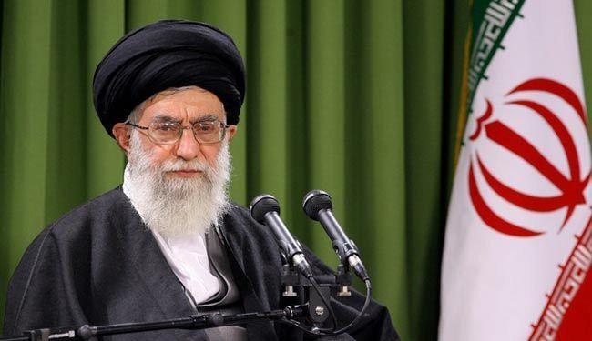 خامنئي يوافق على الاتفاق النووي الإيراني مع الغرب