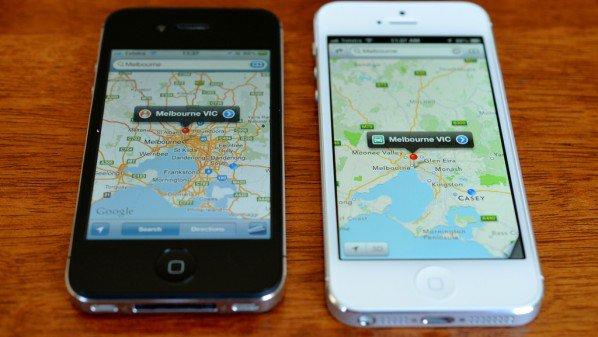 إطلاق تحديث لتطبيق خرائط جوجل على الاندرويد و ios