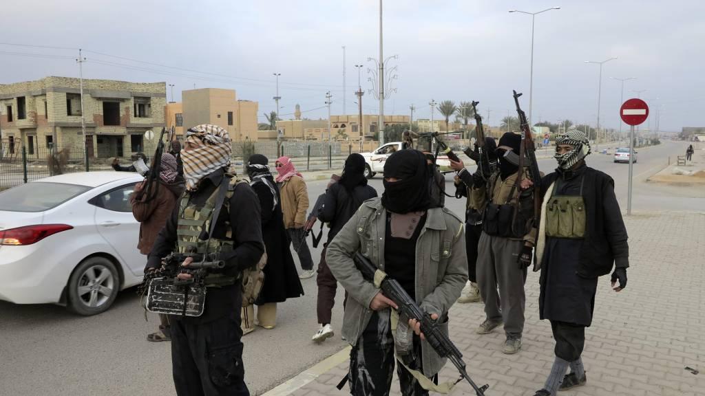 داعش يهدد بشن هجمات في واشنطن ودول التحالف