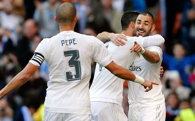 اهداف مباراة ريال مدريد 4-1 خيتافي | الدوري الإسباني 12/11/2016