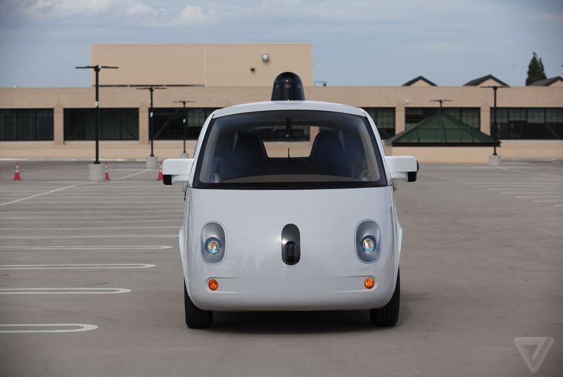 جوجل تبدأ شركة جديدة لسيارة ذاتية القيادة