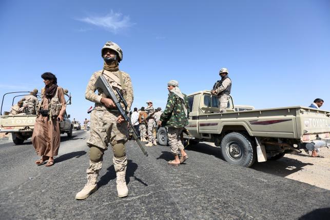 القوات اليمنية الشرعية تستعيد السيطرة على شمال غرب اليمن