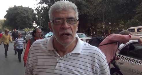 تفاصيل إلقاء القبض على الفنان طارق النهري من قوات الأمن المصرية