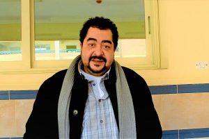 طارق عبدالعزيز يواصل تصوير فكرة بمليون جنية