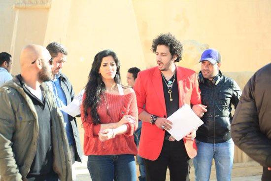 فيلم سكرة برة في شم النسيم