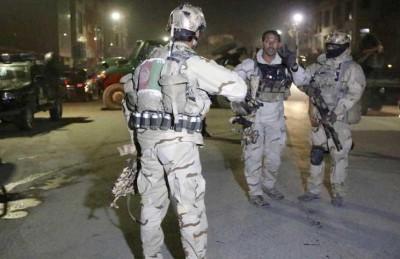 قوات الأمن الأفغانية تنهي حصار السفارة الاسبانية في كابول