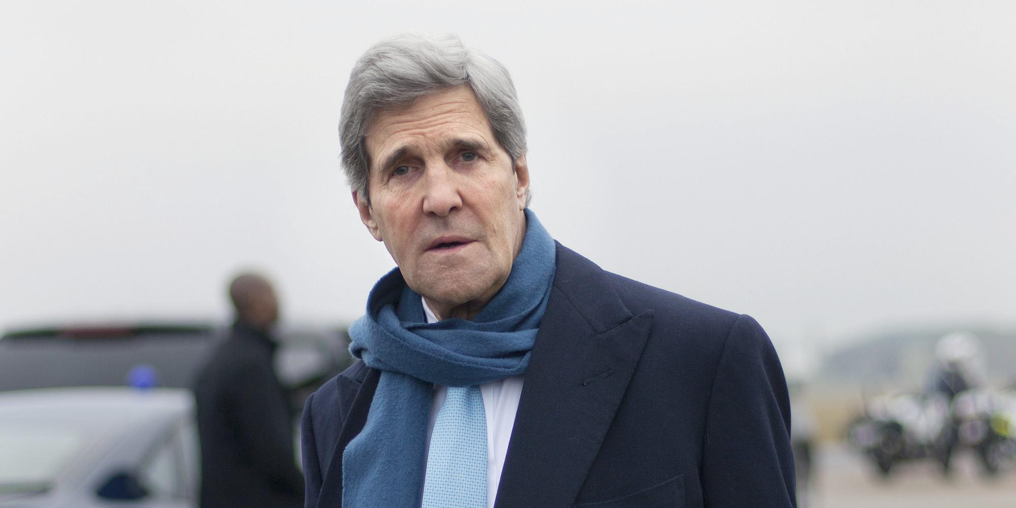 جون كيري يزور أبوظبي وفلسطين لوقف أعمال العنف في القدس