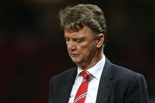 لويس فان جال يعترف بأنه يخشى الإقالة بعد فوز نوريتش سيتي على مانشستر يونايتد