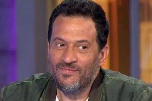 ماجد المصري رجل ثري في مسلسل زلزال