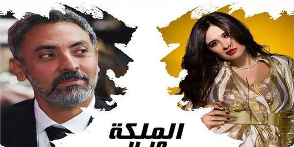 ياسمين عبدالعزيز وفتحي عبدالوهاب في أحدث صورة سيلفي