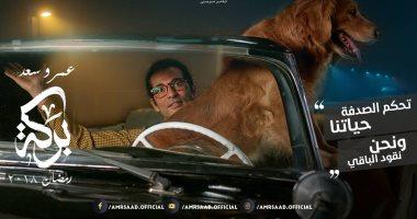 ميريهان حسين وعمرو سعد في مسلسل بركة