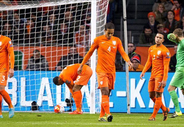 المنتخب الهولندي خارج بطولة يورو 2016