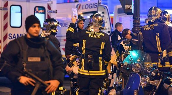 التعرف على هويات منفذين العملية الإرهابية في باريس