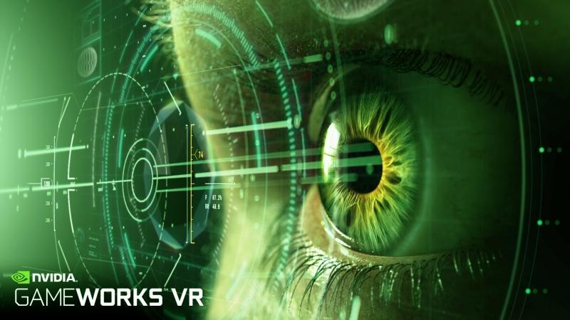 نفيديا تطلق برنامج تشغيل GPU جديد مع GameWorks VR 1.1