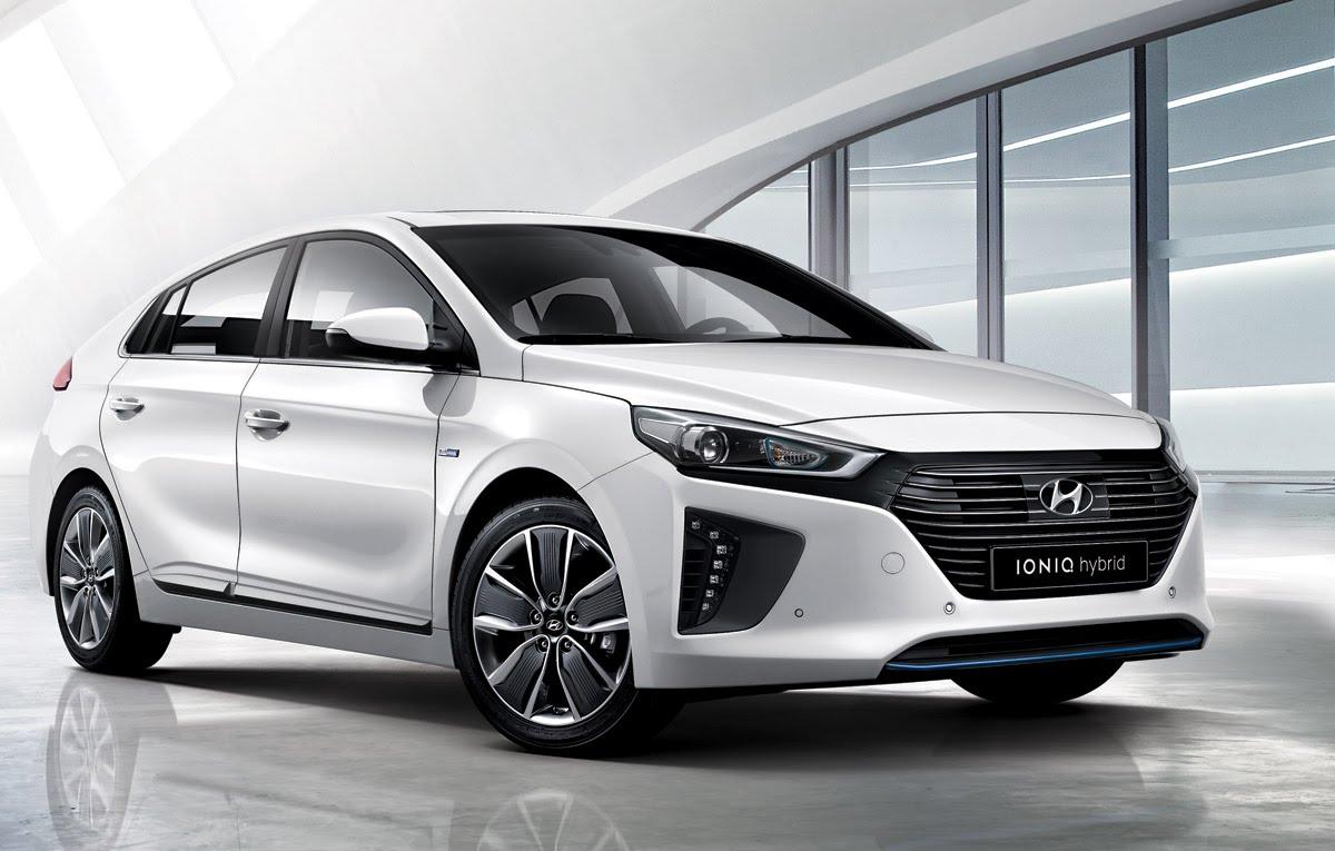 هيونداي ايونيك 2017 صور ومواصفات و سعر سيارة Hyundai Ioniq 2017