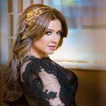 صور ياسمين عبدالعزيز من لوكيشن الملكة