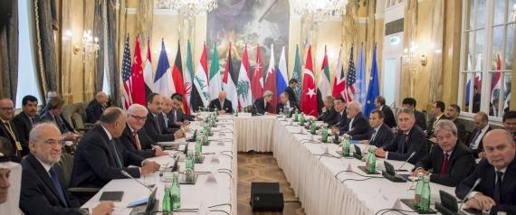 دول العالم تجتمع لتحديد مصير سوريا من دون المعارضة والنظام