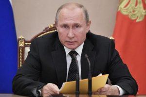 الرئيس الروسي يوجه جيش بلاده بإعداد رد مكافئ على التجربة الصاروخية الأمريكية