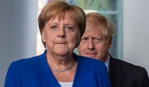 ميركل وجونسون يرفضان مقترح ترامب حول عودة روسيا إلى مجموعة الثماني
