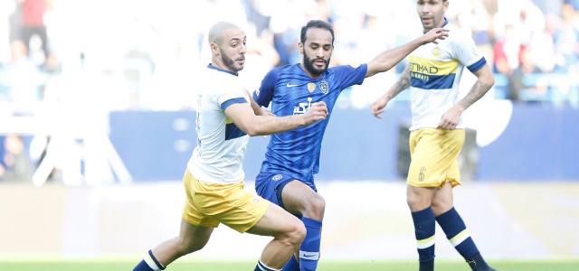 أسعار وأماكن بيع مباراة الهلال والنصر