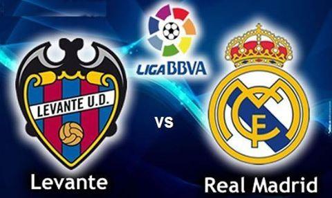 ريال مدريد يستضيف ليفانتي بغيابات عديدة