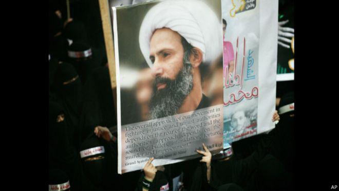 الحكم بإعدام المعارض الشيعي نمر النمر