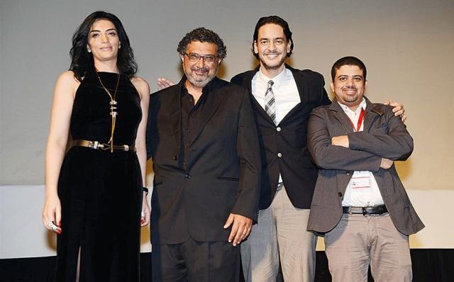 """فيلم """"ديكور"""" يترشح للمشاركة في 3 مهرجانات سينمائية دولية"""