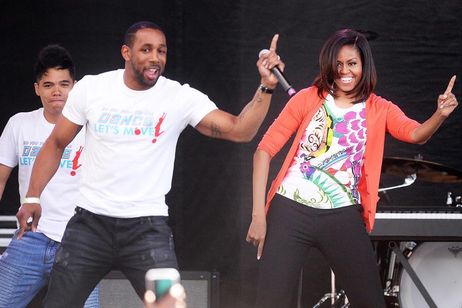 زوجة باراك أوباما تستعد لإطلاق ألبوم غنائي