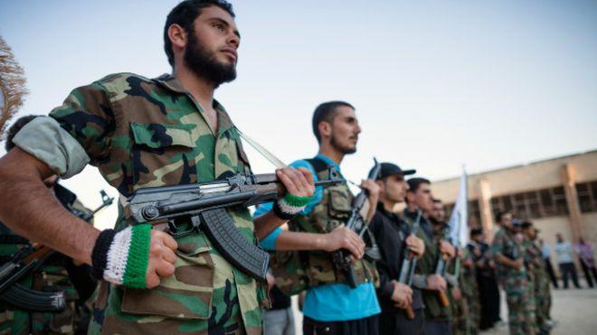 المعارضة السورية ترفض عرض روسيا للمساعدة الجوية