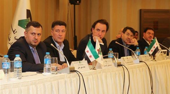 المعارضة السورية المنقسمة في محادثات موحدة اليوم في السعودية