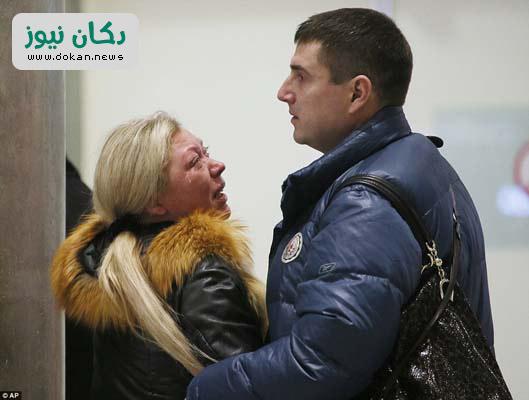 صور حصرية تصف ردة فعل أهالي ضحايا الطائرة الروسية المنكوبة في مصر