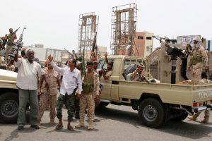 التحالف العربي يعلن استجابة القوات الموالية للمجلس الانتقالي الجنوبي لدعوات الانسحاب من عدن