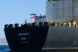 الخارجية الأمريكية تخاطب السلطات اليونانية لتوقيف ناقلة النفط الإيرانية غريس 1